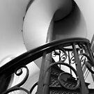 Stairway by Of Land & Ocean - Samantha Goode