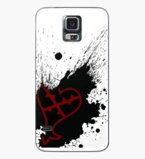 Kingdom Hearts Heartless Case/Skin for Samsung Galaxy