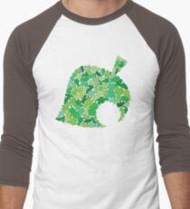Animal Crossing New Leaf  Men's Baseball ¾ T-Shirt