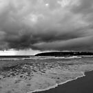 Storm Looming, Manly, Sydney, NSW, Australia by Of Land & Ocean - Samantha Goode
