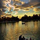 Retiro Sunset by Merlina Capalini