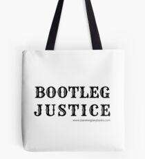 Bootleg Justice Tote Bag