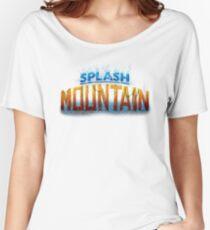 Splash Mountain Women's Relaxed Fit T-Shirt