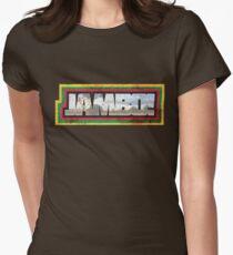 Jambo!  Womens Fitted T-Shirt