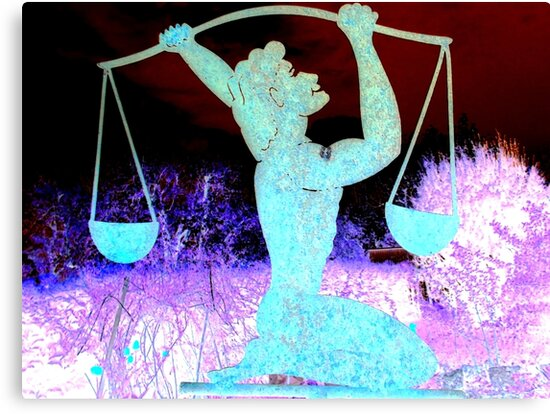 The Scales ~ Libra Man by ©The Creative  Minds