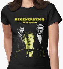Regeneration Women's Fitted T-Shirt