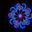 Pinwheel by Virginia N. Fred