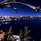 crater Lake by peterchristian