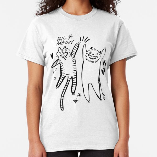 Big Meow Classic T-Shirt