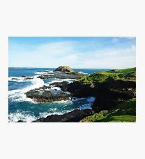 Coastline Phillip Island Australia Photographic Print