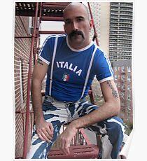 Mr Italia Poster