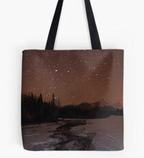 Light pollution Tote Bag