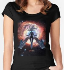 Supernova Women's Fitted Scoop T-Shirt