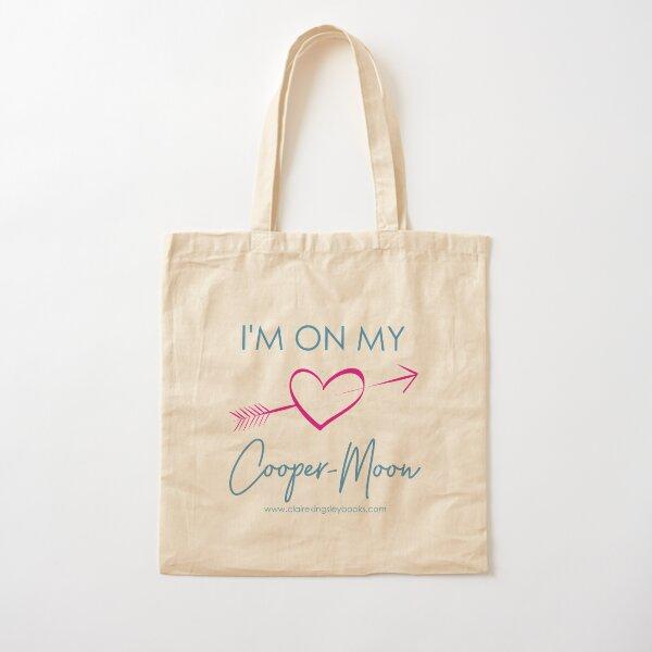 Cooper-Moon Cotton Tote Bag