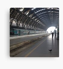 Milan - I Travel Canvas Print