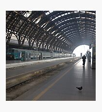 Milan - I Travel Photographic Print