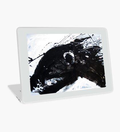 Black Horse 4 Laptop Skin