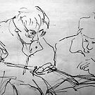 Sketch Book - Ladies by Hekla Hekla
