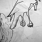 Sketch Book - Bird by Hekla Hekla
