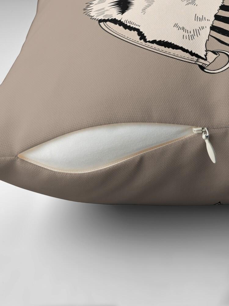 Alternate view of Husky Floor Pillow