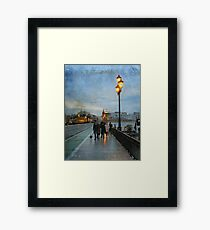 Triana Framed Print