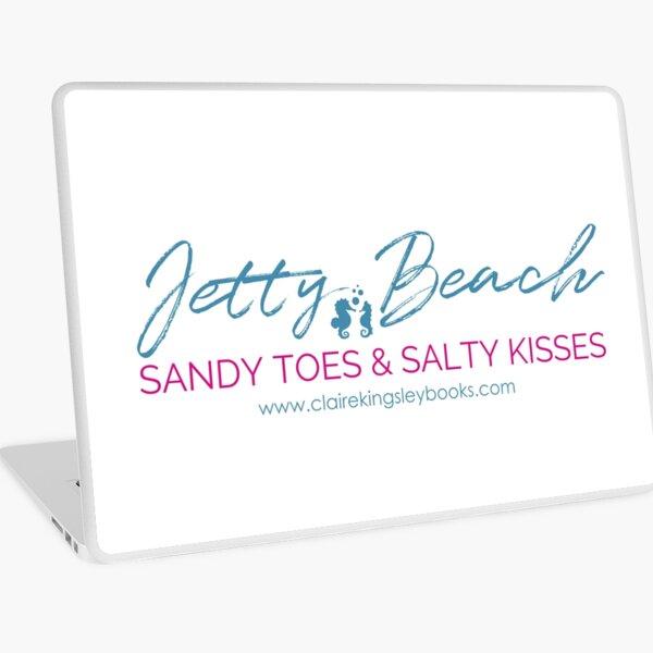 Salty Kisses Laptop Skin