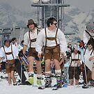 The Skiclub of Dingledorf by Bertspix1