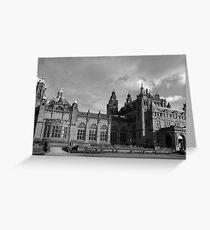 Glasgow streetscape 3 Greeting Card