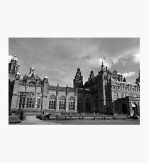 Glasgow streetscape 3 Photographic Print