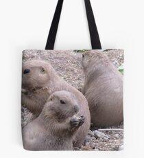 Prairie Prairie Prairie Dog Tote Bag