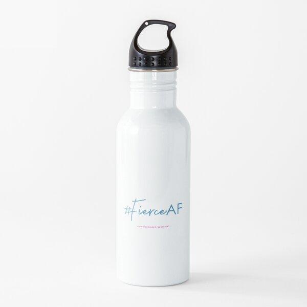 Fierce AF Water Bottle