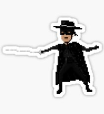 Zorro Sticker