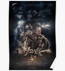 HAWK - Photographic Poster Poster