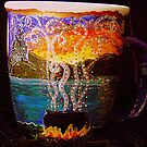 Magic Brew mug by Wendy Crouch