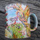 Tree mug by Wendy Crouch