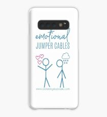 Emotional Jumper Cables Case/Skin for Samsung Galaxy