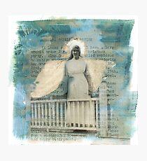 Mrs. O'Dell Photographic Print