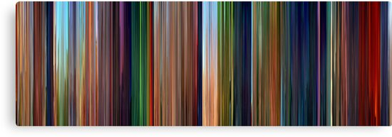 Moviebarcode: The Lion King (1994) by moviebarcode