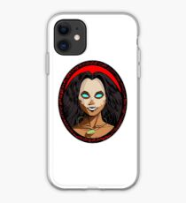 Seis Manos The Baddie Face iPhone Case