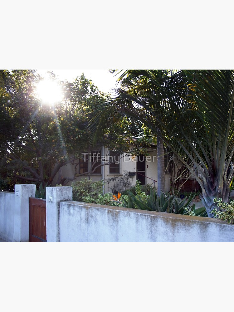 Sunlight Venice Beach California Bungalows by -tiffoto-