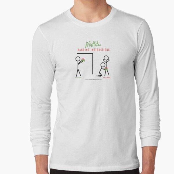 Seasons Greetings Long Sleeve T-Shirt