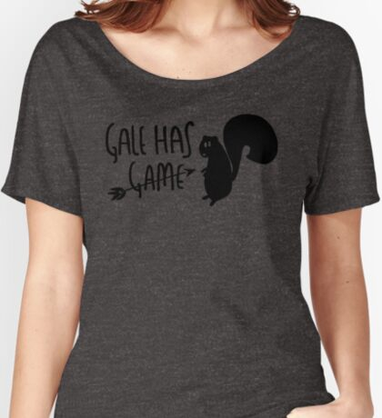 The Hunter Has Game Women's Relaxed Fit T-Shirt