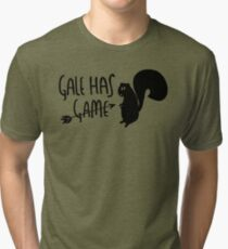 The Hunter Has Game Tri-blend T-Shirt
