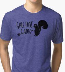 The Hunter Has Game Tri-blend T-Shirt