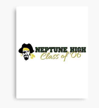 Neptune High Class of '06 Canvas Print