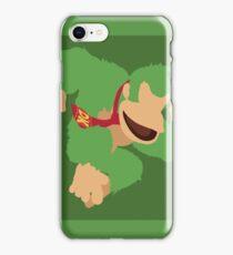 Donkey Kong (Green) - Super Smash Bros. iPhone Case/Skin