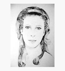 Princess Anne - 19yr Photographic Print