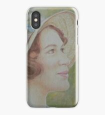 Lady Sybil iPhone Case/Skin