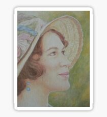 Lady Sybil Sticker