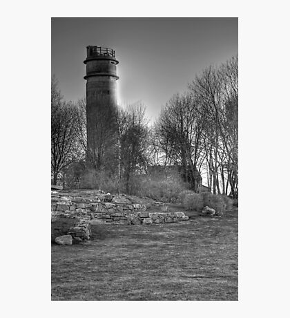 The Old Light  Photographic Print